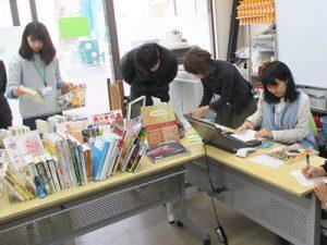 画像:まなび隊 ブックカフェ!2