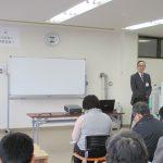 岩見沢市健康福祉部保護課 課長 鈴木隆之 様ご挨拶